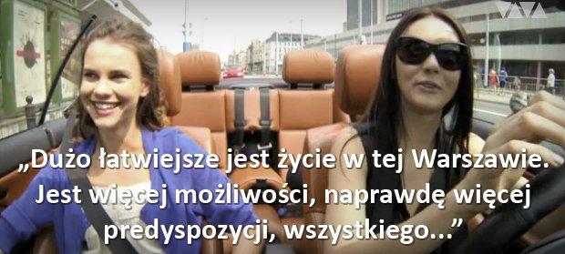 Pir�gowi nie podoba si� kariera Marceli Leszczak?