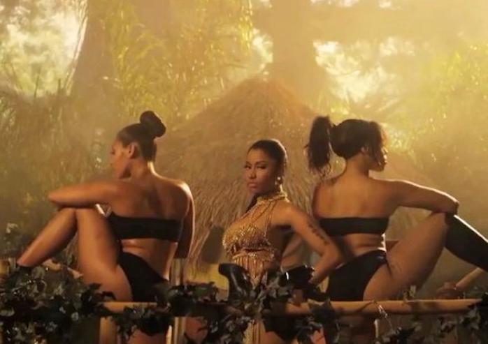 Wypadek na pr�bie przed wyst�pem Nicki Minaj