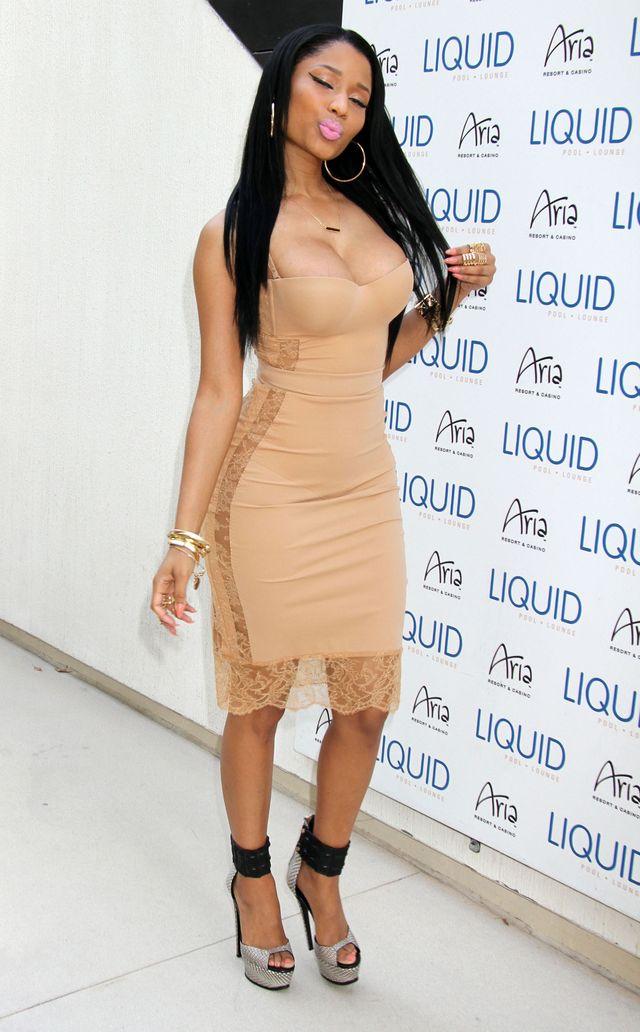 Nicki Minaj jako 14-latka nie miała tak dużych pośladków