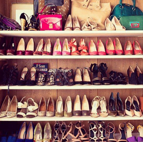 Gdzie gwiazdy trzymaj� buty? (FOTO)