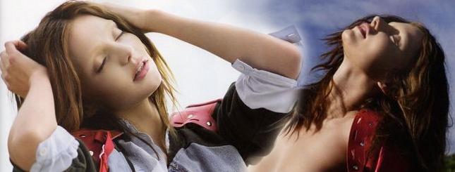 Miranda Kerr topless (FOTO)