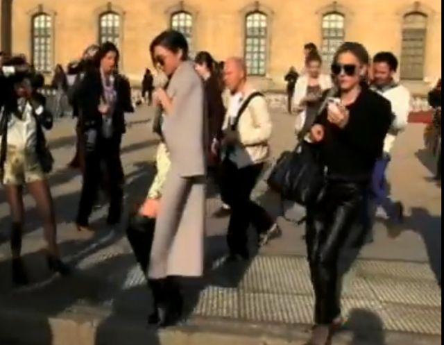 Miranda Kerr: Głupi kierowca! (VIDEO)