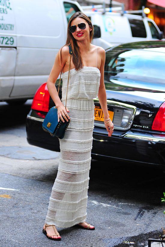 Miranda Kerr inaczej wyobrażała sobie karierę modelki