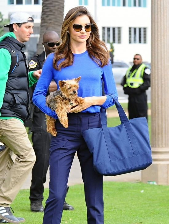 Dawno nie widziana Miranda Kerr wraca do pracy (FOTO)