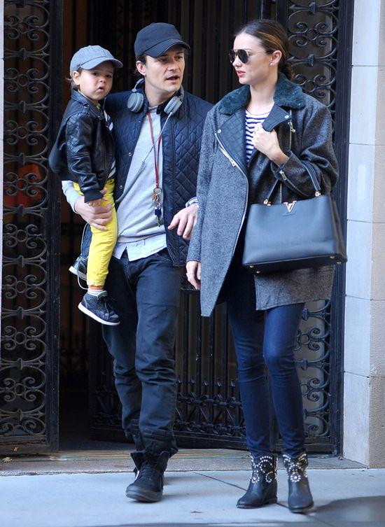 Miranda Kerr o relacji syna z Katy Perry