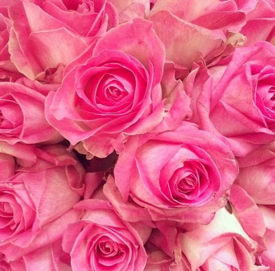 Od kogo Miranda Kerr dostała takie piękne kwiaty?