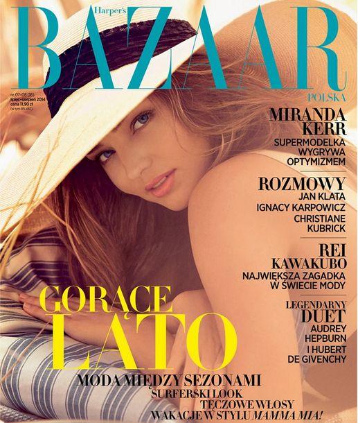 Miranda Kerr wcale nie miała być modelką