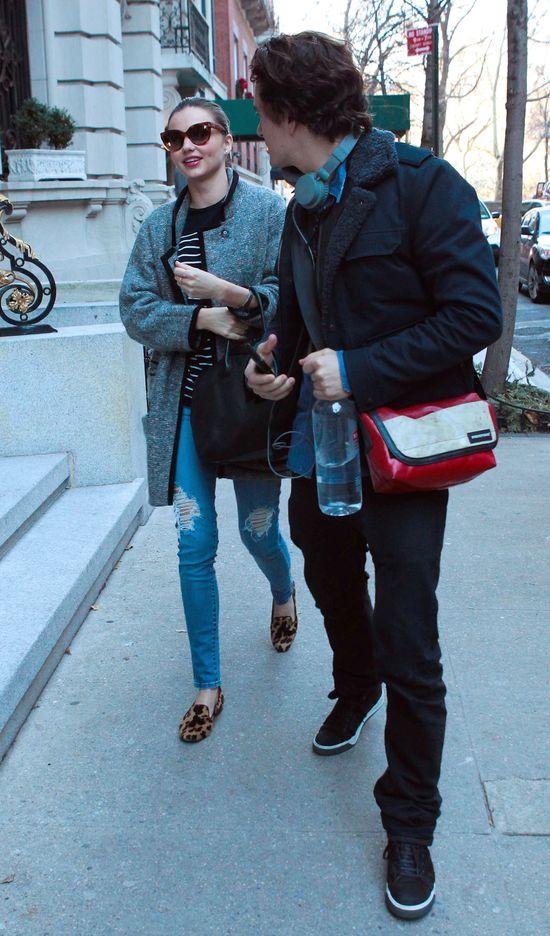 Miranda Kerr i Orlando Bloom ponownie przyłapani razem FOTO