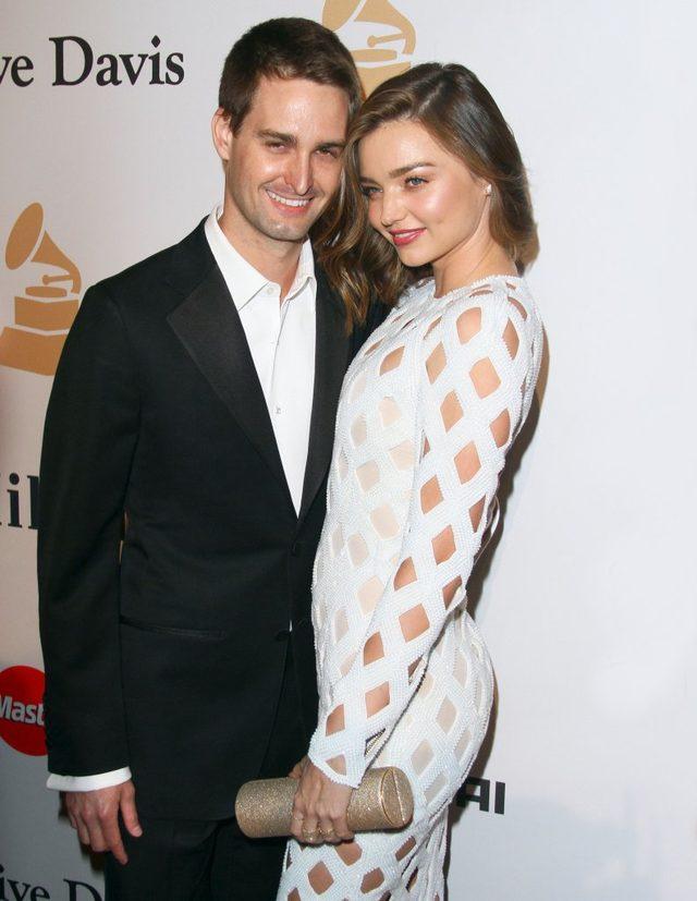 Miranda Kerr i Evan Spiegel zaręczyli się (Instagram)