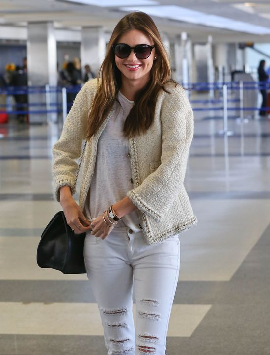 Miranda Kerr szczęśliwa po rozstaniu? (FOTO)