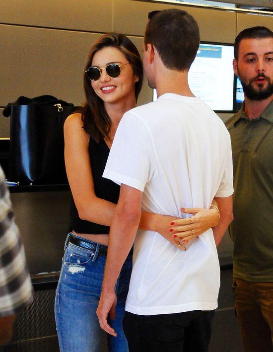 Mirandy Kerr spotyka się z twórcą Snapchata (FOTO)