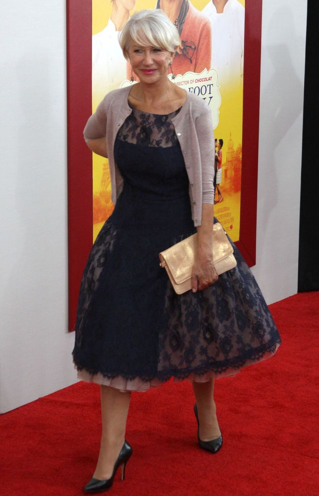 69-letnia Helen Mirren TWERKA! [VIDEO]