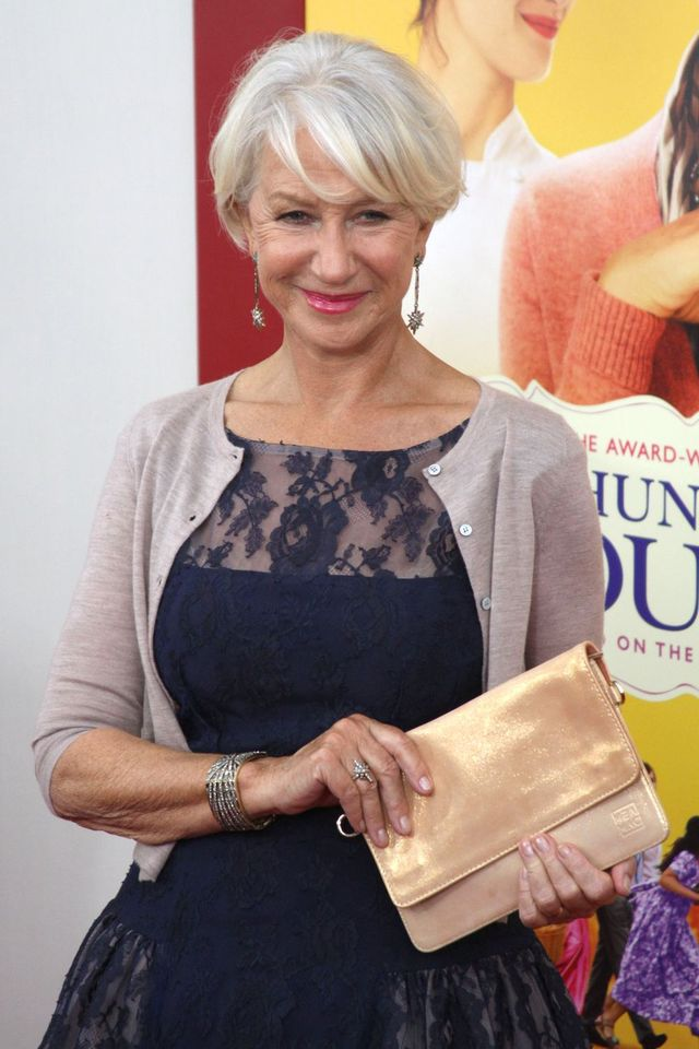 69-letnia Helen Mirren TWERKA! [VIDEO]