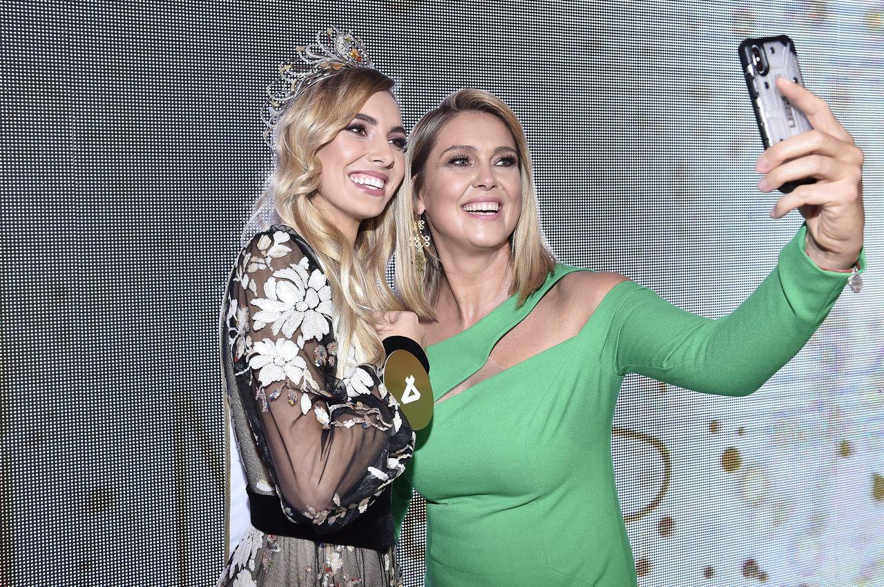 Miss Polonia Milena Sadowska w Dzień Dobry TVN ze swoim narzeczonym (ZDJĘCIA)