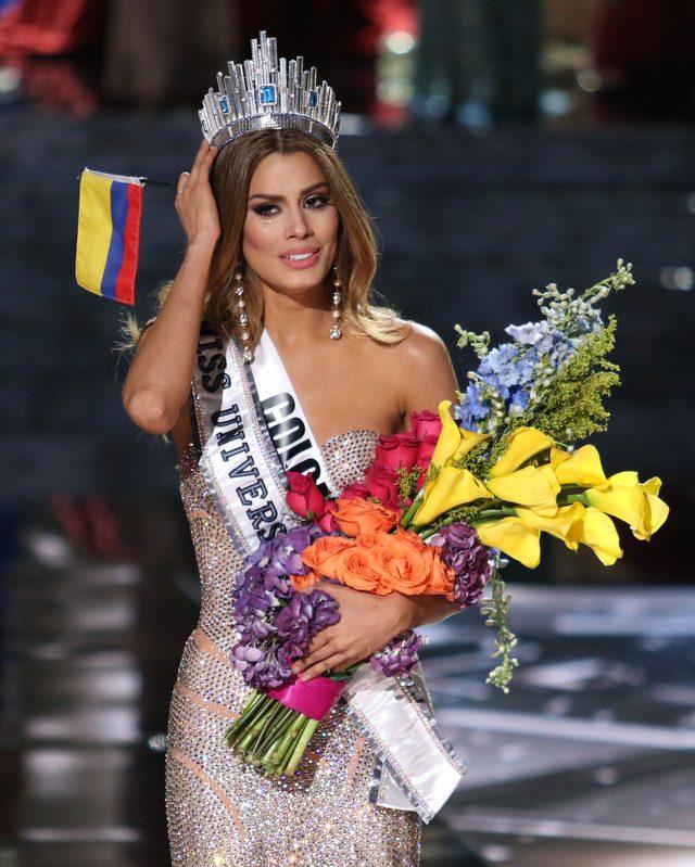 Miss Kolumbii, której odebrano koronę, puściły nerwy