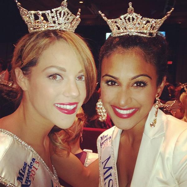 Miss Ameryki zosta�a indyjska pi�kno�� (VIDEO)