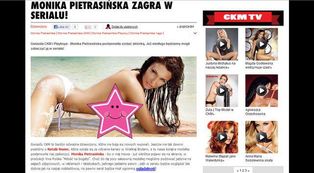 Natalia Siwiec kontra Monika Pietrasi�ska (FOTO)