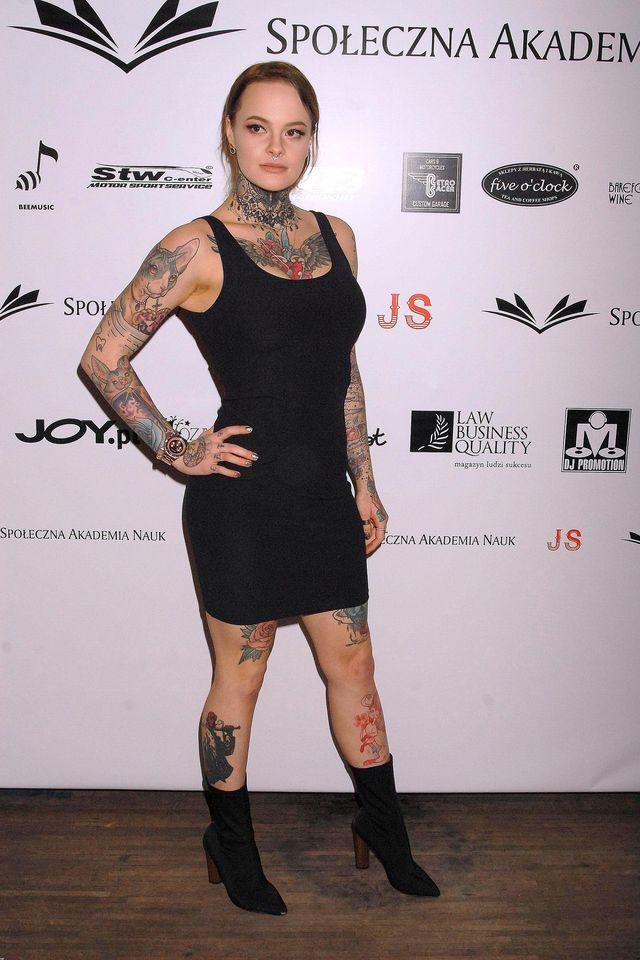 Maja Sablewska i jej tatuaże mają poważną KONKURENCJĘ (ZDJĘCIA)