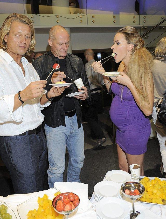 Monika Ordowska, dziewcyzna Zelta, pokazała ciążowy brzuszek