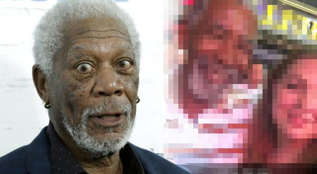 Sobowtór Morgana Freemana wywołał OGROMNE poruszenie!