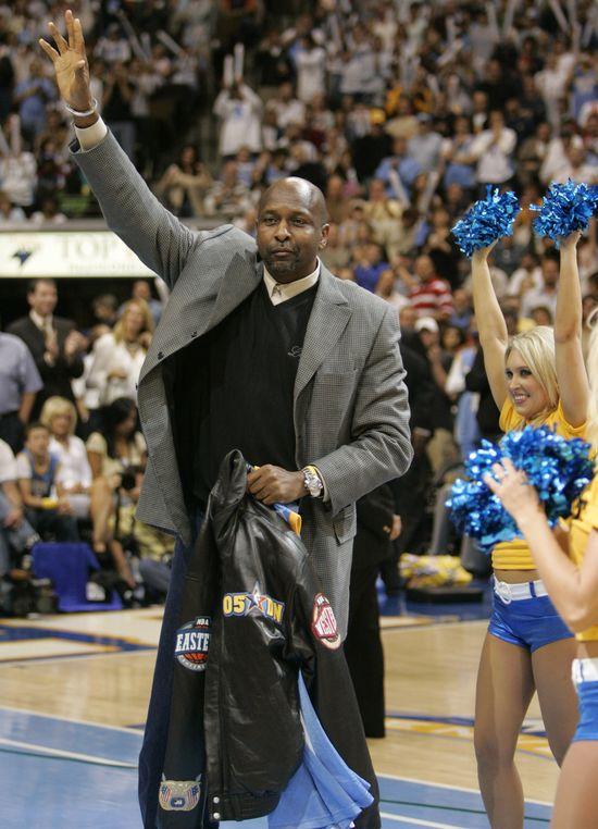 Legenda NBA - Moses Malone - nie �yje