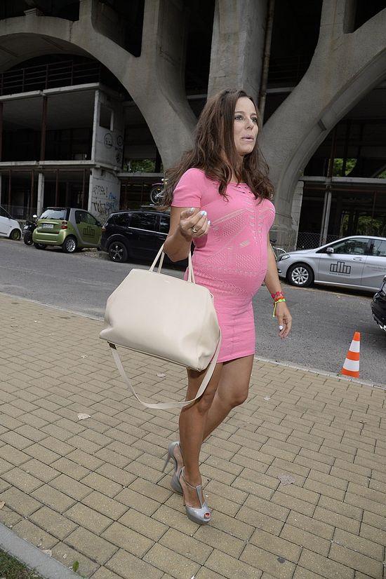 Anna Mucha już mieści się w rozmiar 34 (FOTO)