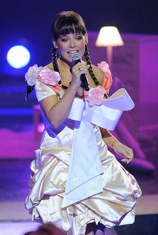 Czy Anna Mucha będzie śpiewać?