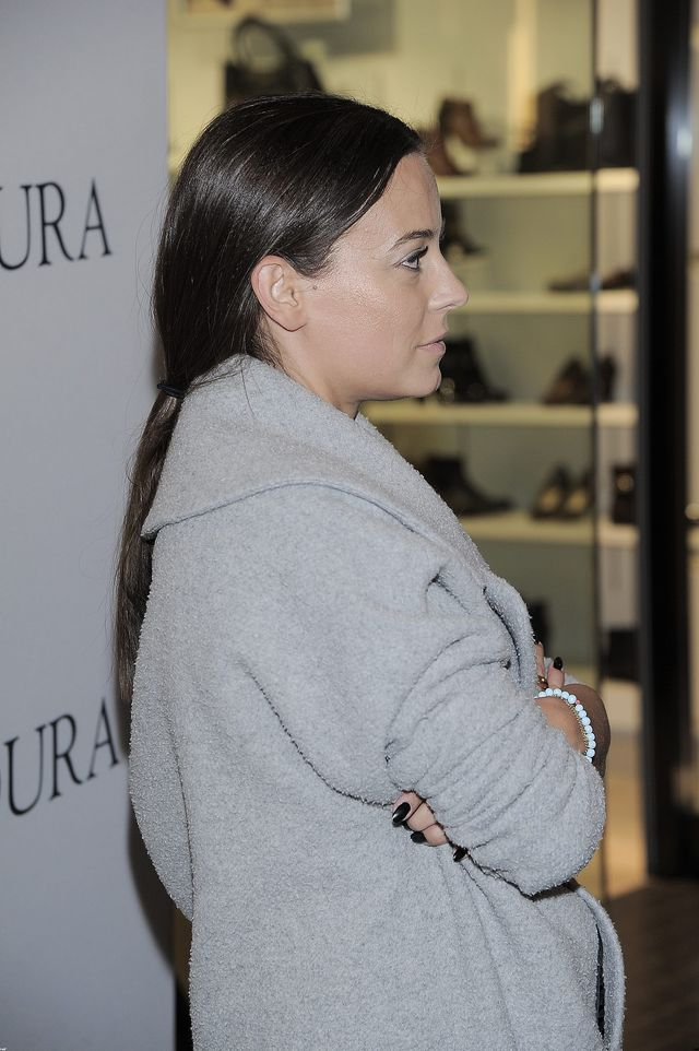 Anna Mucha nie wygląda na zaganianą mamę dwójki maluchów