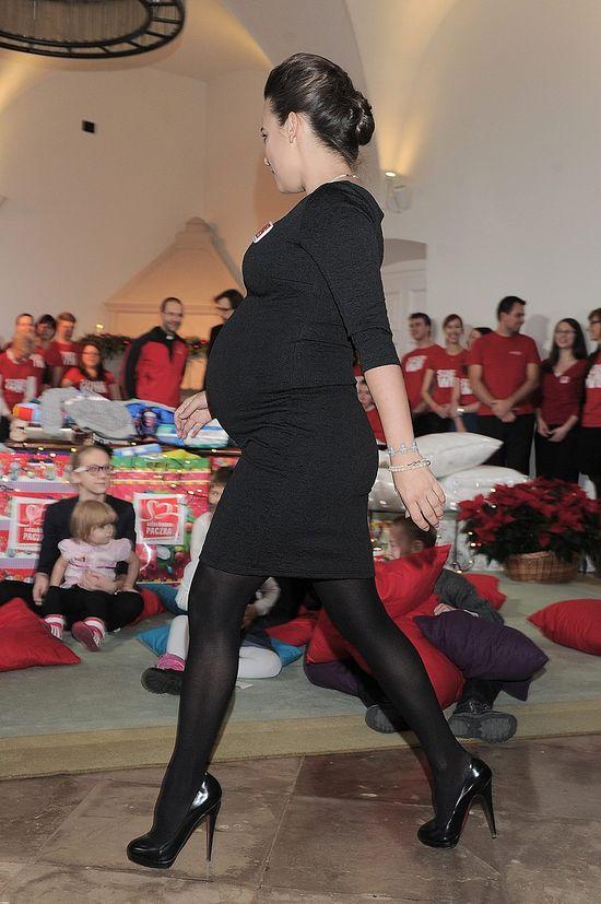 Anna Mucha wspiera akcję Szlachetna Paczka (FOTO)