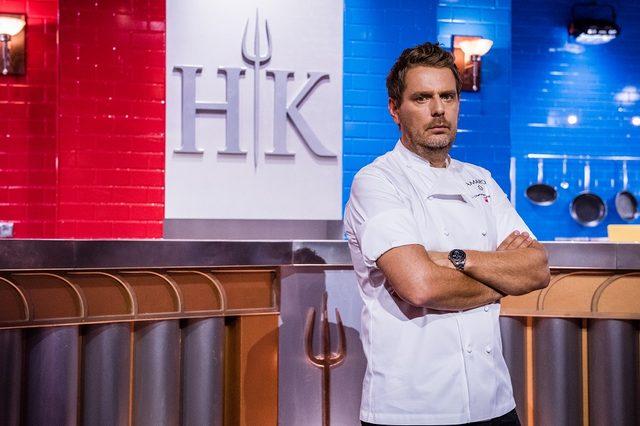 Leon Myszkowski będzie gościem 1. odcinka Hells' Kitchen