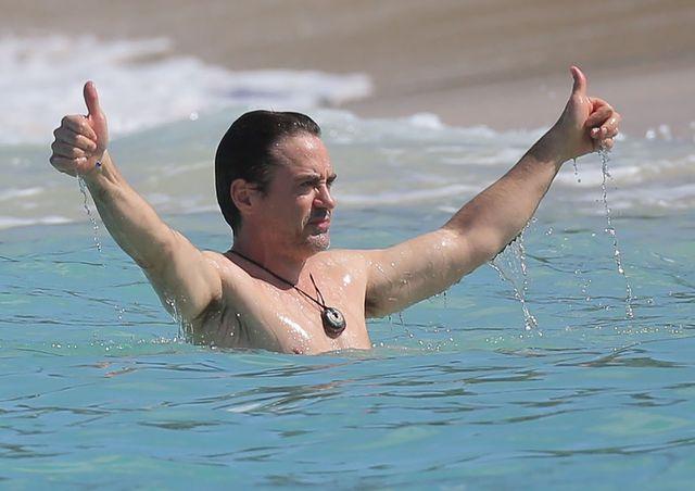 Robert Downey najlepiej zarabiaj�cym aktorem Hollywood