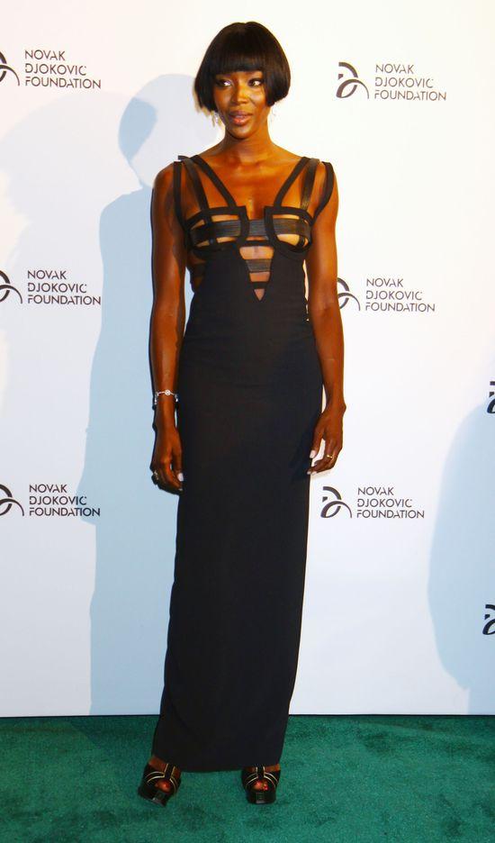 Modelki wczoraj i dziś: Naomi Capmbell