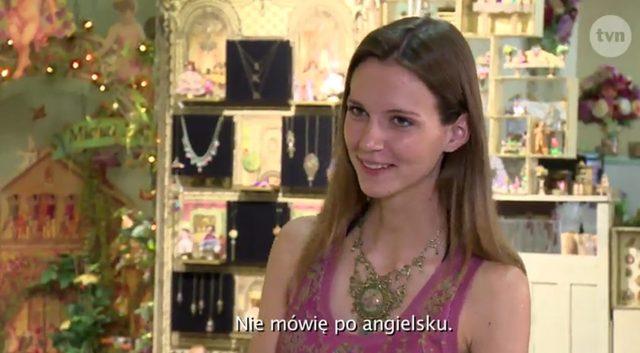 Natalia Gulkowska z Top Model nie zna angielskiego