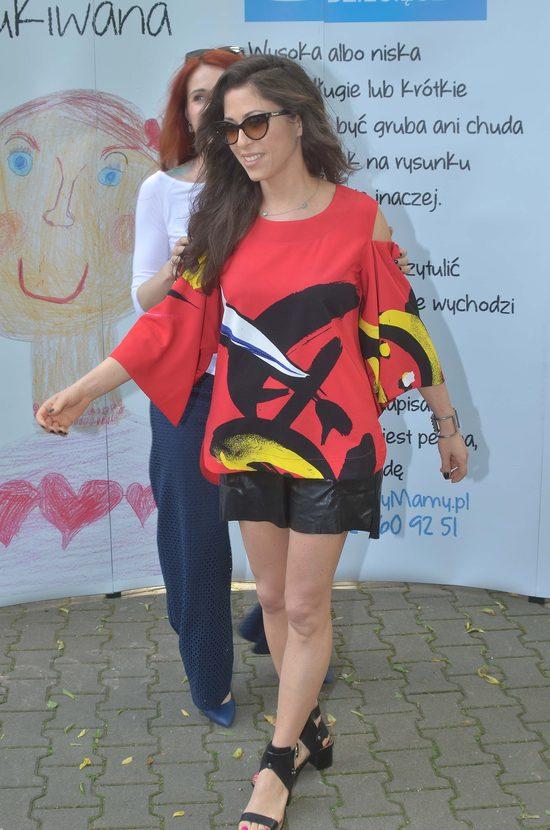 Natalia Kukulska gdy się pojawia, to z WAŻNEJ przyczyny (FOTO)