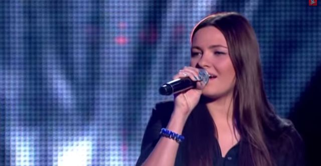O tej dziewczynie z The Voice już jest bardzo głośno (VIDEO)