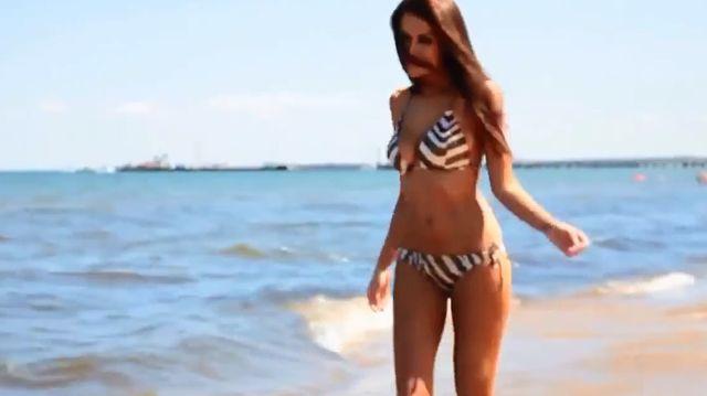 Natalia Siwiec na bardzo dzikiej imprezie (VIDEO)