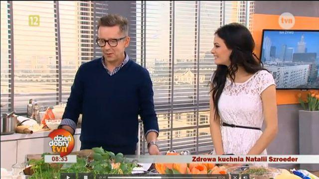 Natalia Szroeder opowiedziała o swojej diecie (VIDEO)