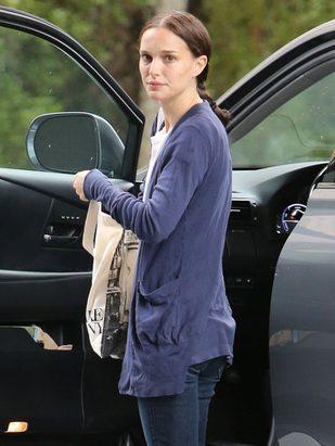 Natalie Portman najbardziej skromną z aktorek? (FOTO)