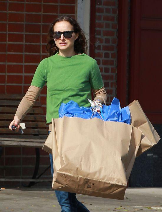 Natalie Portman bez makijażu i ze zmarszczkami (FOTO)