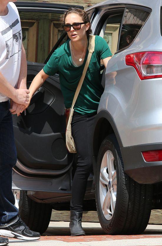 Natalie Portman bez makijażu