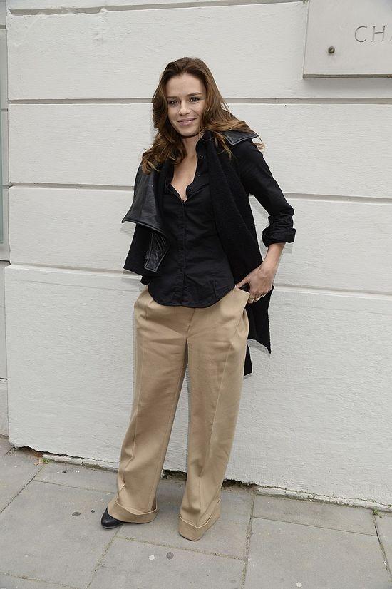 Natsza Urbańska pożyczyła spodnie od męża? (FOTO)