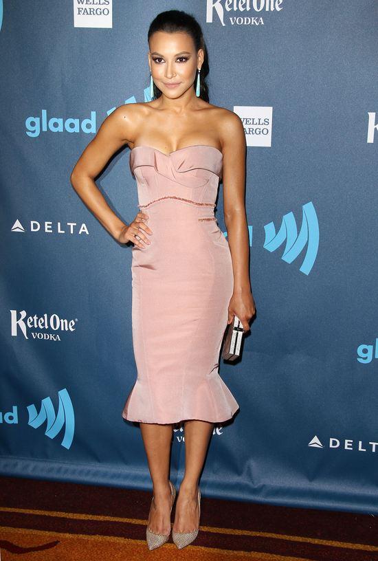 Plejada gwiazd na gali GLAAD Media Awards