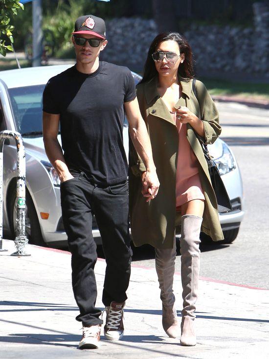 Naya Rivera pokazała męża (FOTO)