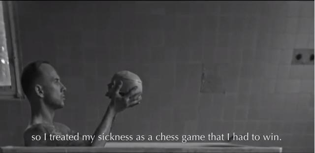 Nergal jak Hamlet i Chrystus