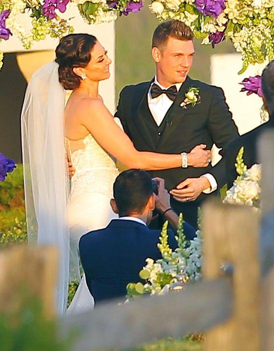 Mamy zdjęcia ze ślubu Nicka Cartera z Backstreet Boys (FOTO)