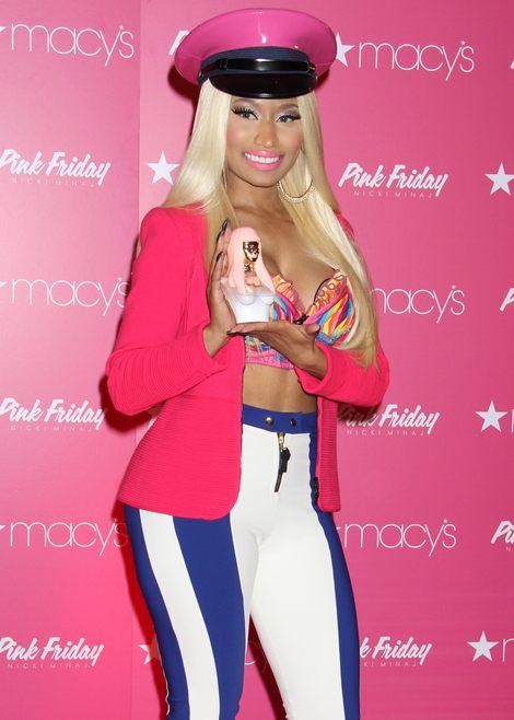 Nicki Minaj jak żywa Barbie (FOTO)
