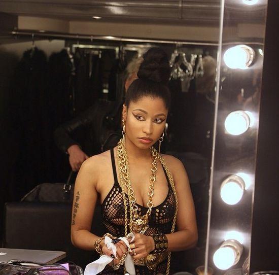Jak Nicki Minaj bez peruki? (FOTO)