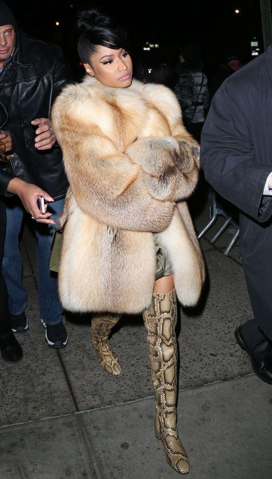 Nicki Minaj potwierdziła, że jest w ciąży?
