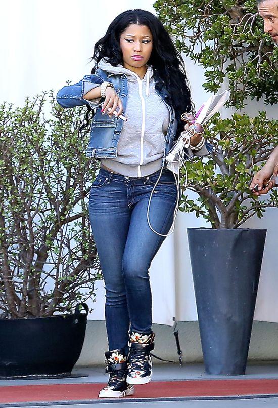 Nicki Minaj rozsta�� si� z Meekiem Millem