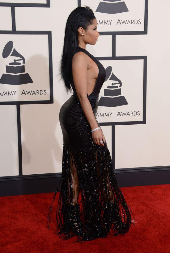 Nicki Minaj potwierdzi�a, �e jest w ci��y?